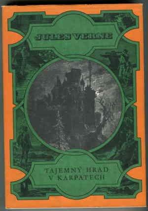 Výsledek obrázku pro tajemný hrad v karpatech kniha