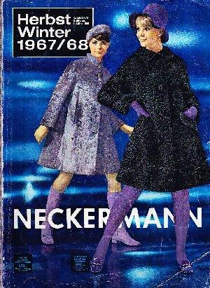 neckermann katalog 1967 68 herbst winter antikvari t dana kurovce. Black Bedroom Furniture Sets. Home Design Ideas