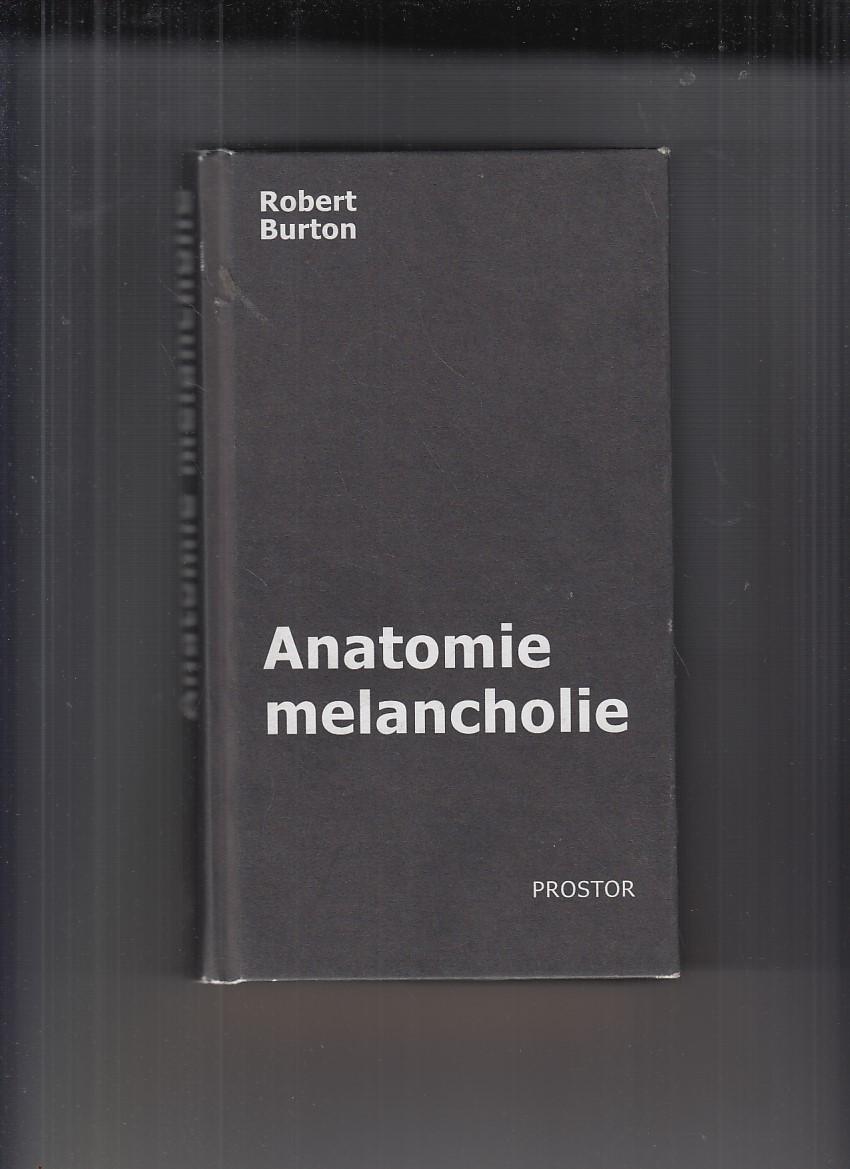 Berühmt Richard Burton Anatomie Der Melancholie Ideen - Anatomie Und ...